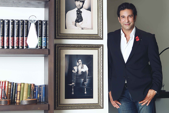 WASIM & SHANIERA ON LOVE, LIFE AND FAMILY - OK! Pakistan