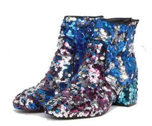 ASOS Rainbow Ankle Boots, PKR 4,200 www.asos.com