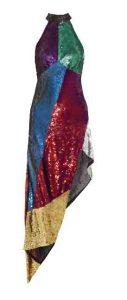 ATTICO Alice Midi Dress, PKR 240,000 neta