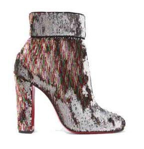 CHRISTIAN LOUBOUTIN Moulamax Ankle Boots, PKR 74,000 neta