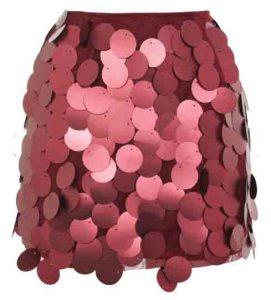 MOTEL Weaver Skirt, PKR 5,000 topshop.com