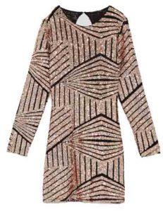 ZARA Sequin Dress, PKR 9,000
