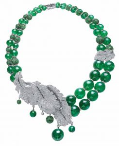 FEI LIU Tourmaline Necklace
