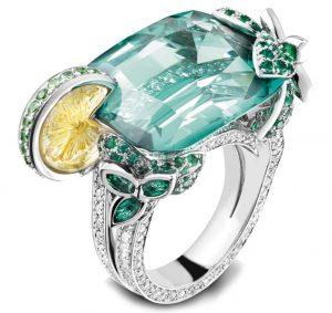 PIAGET Mojito Tourmaline Ring
