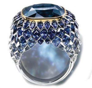 TIFFANY & CO. Tourmaline Ring