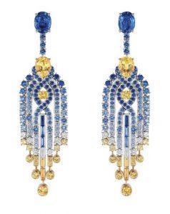 CHAUMET Lumières Earrings
