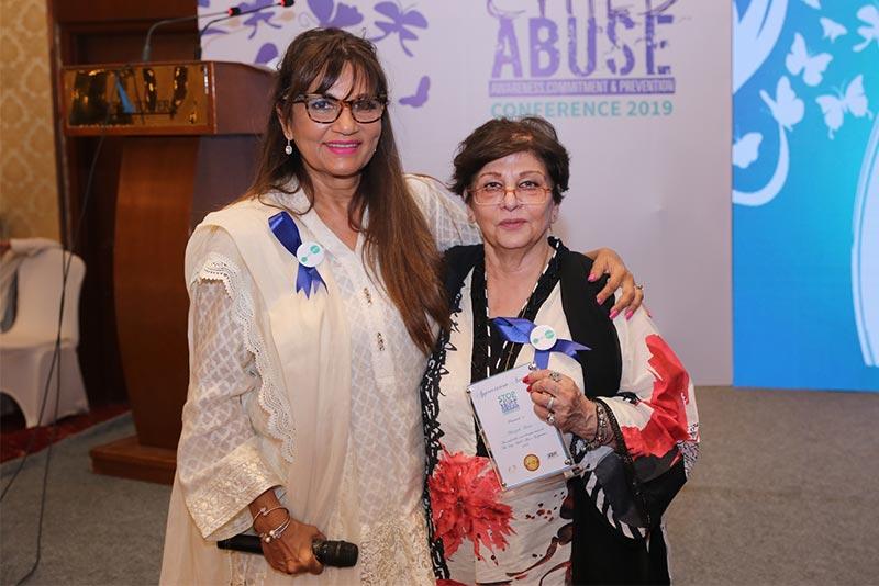 Frieha Altaf & Manizeh Bano