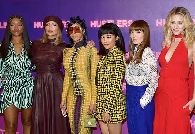 Keke Palmer, Cardi B, Jennifer Lopez, Constance Wu, Lorene Scafaria, and Lili Reinhart