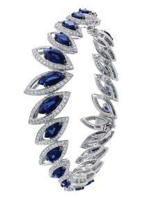 NIQUESA Sapphire Bracelet