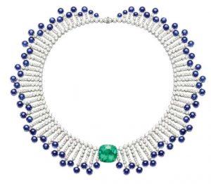 PIAGET Sapphire Necklace