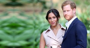 The Duke And Duchess Of Sussex Visit Johannesburg