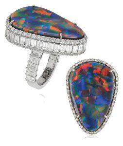 VICTORIA TSE Opal Ring