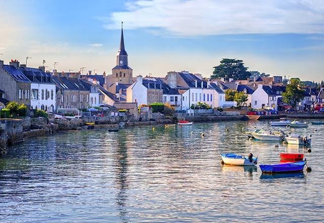 Morbihan bay, Brittany, France