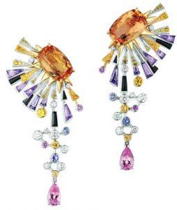 CHAUMET Lueurs d'Orage Earrings