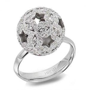 HIRSH ORION Gold & Diamond Ring