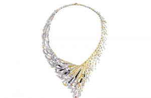 CHAUMET Lueners d'orate Necklace