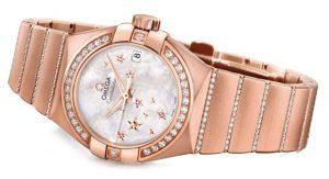 OMEGA Constellation Star Watch