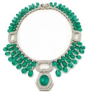DAVID WEBB Maharaja Necklace