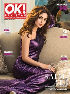 OK! magazine Cover Januray 2020