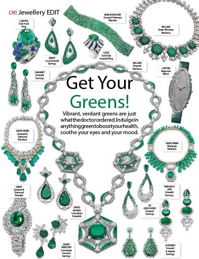 get your green jewellery