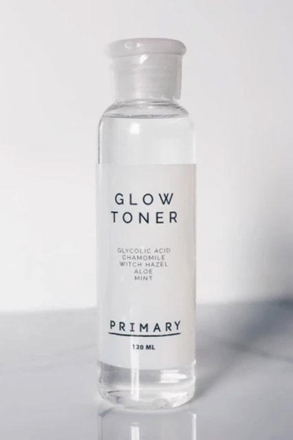 primary glow toner